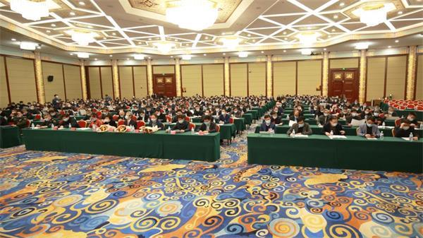 中国书协第八次全国代表大会闭幕式会场.jpg